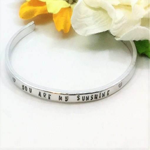 Children's Customizable Cuff Bracelet